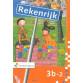 9789001306090 Rekenrijk 3e editie 3 b-2 werkboek