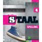 9789034581372 Staal Spelling groep 4 letterkaarten