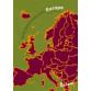 9789060522035 Aardrijkskundepuzzels Europa