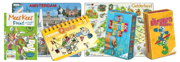 Oefen-, speel- en puzzelboeken