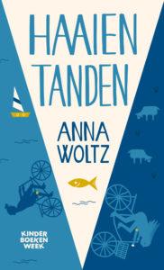 Geschenk: Haaientanden - Anna Woltz