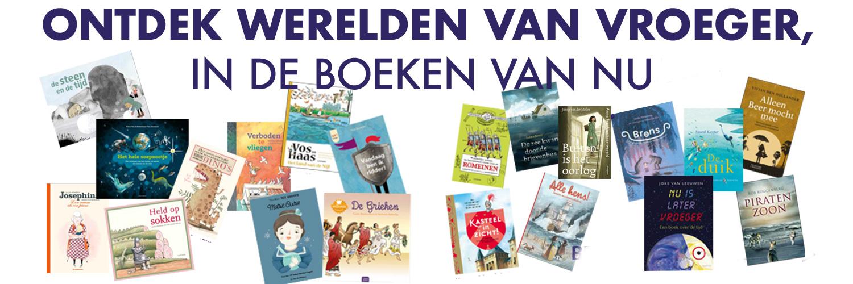 Deze titels staan centraal in de lessen bij de Kinderboekenweek 2020