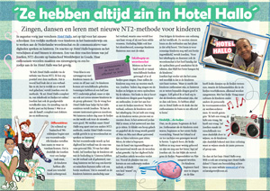 artikel Hotel Hallo