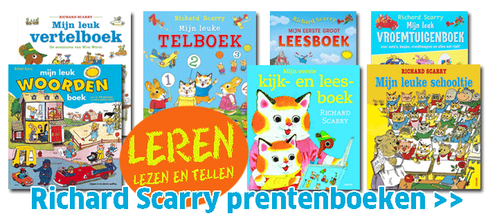 Richard Scarry prentenboeken