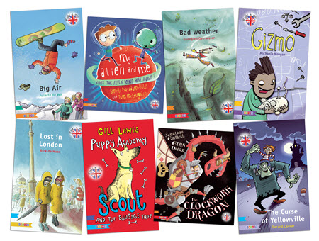 Engelse boeken voor kinderen