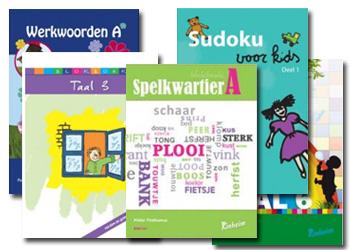 Bekijk alle producten Blokboeken Taal